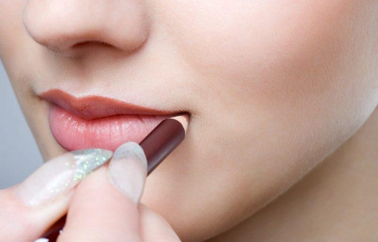 Pasos para aplicar lápiz labial