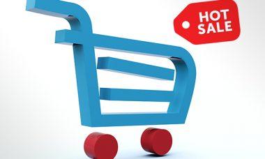 Carrito de compras en Hot Sale México