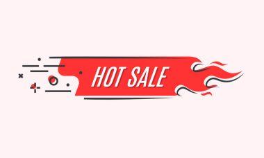 Etiqueta de Hot Sale