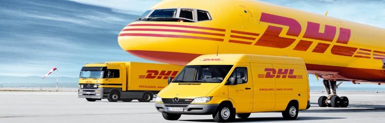 Servicio de DHL