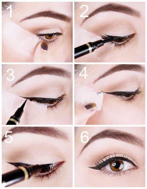 Tips de maquillaje para delinear los ojos