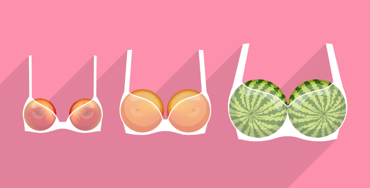 Brasieres con frutas