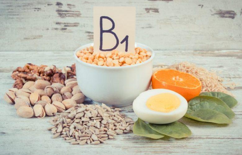 Alimentos con vitamina B1