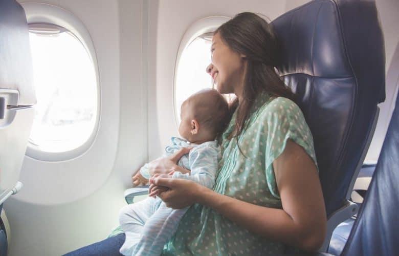 tips para viajar con bebés