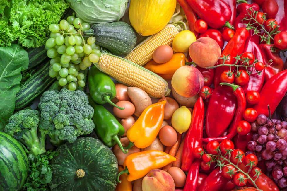 consejos de comer verduras