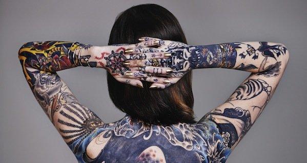 todo sobre los tatuajes