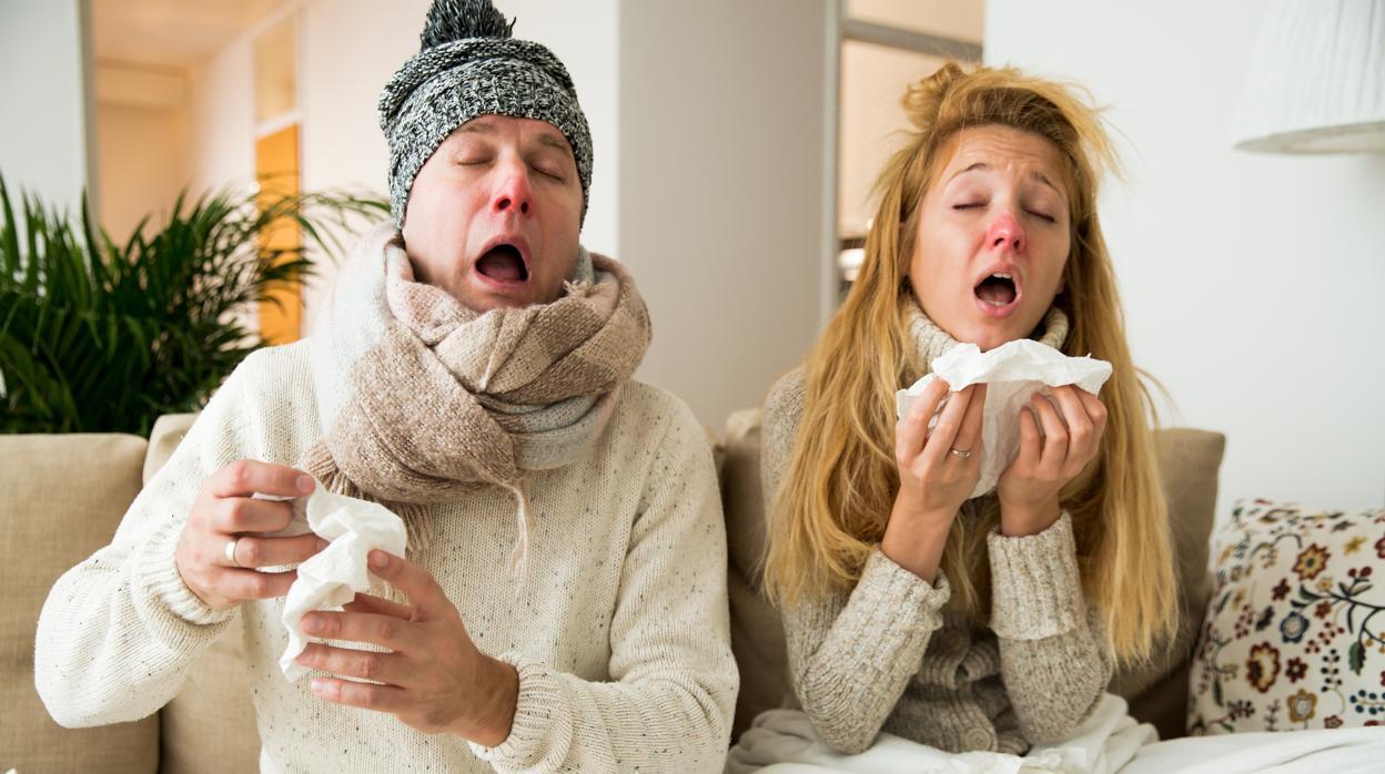 gripe en jovenes