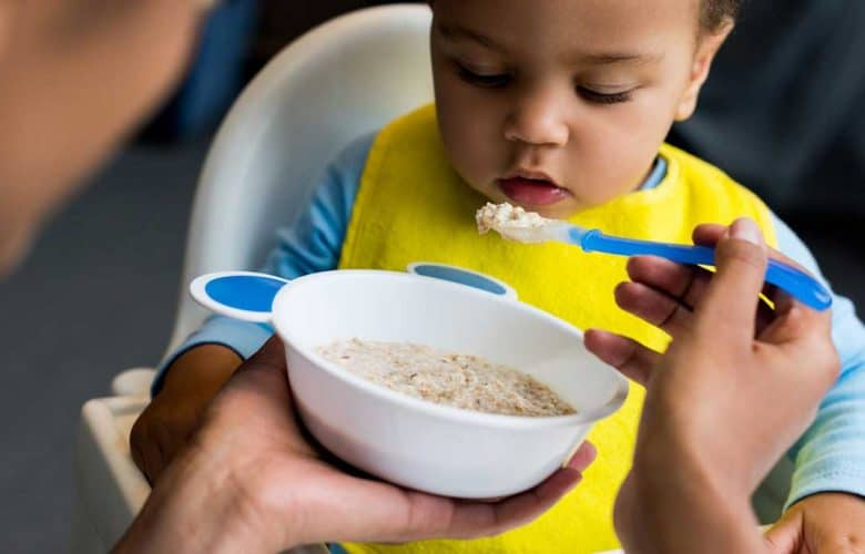 la mejor alimentación para bebés