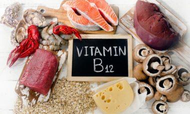 los beneficios de la vitamina B 12