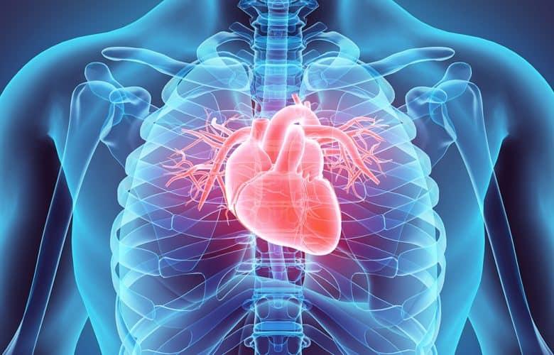 el coronavirus y el corazón