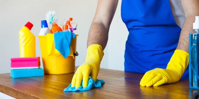 como limpiar el ambiente del covid
