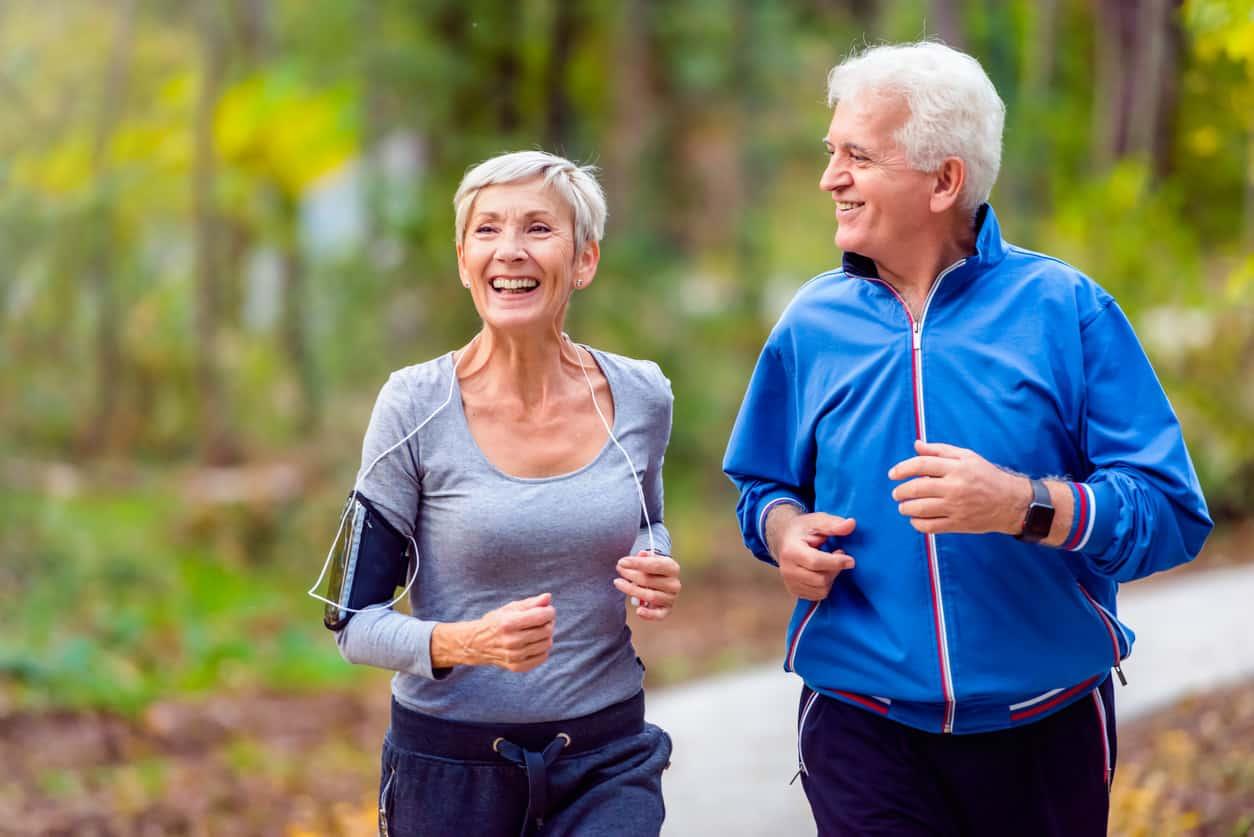 ejercicio a la tercera edad