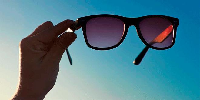 consecuencias de las gafas de sol
